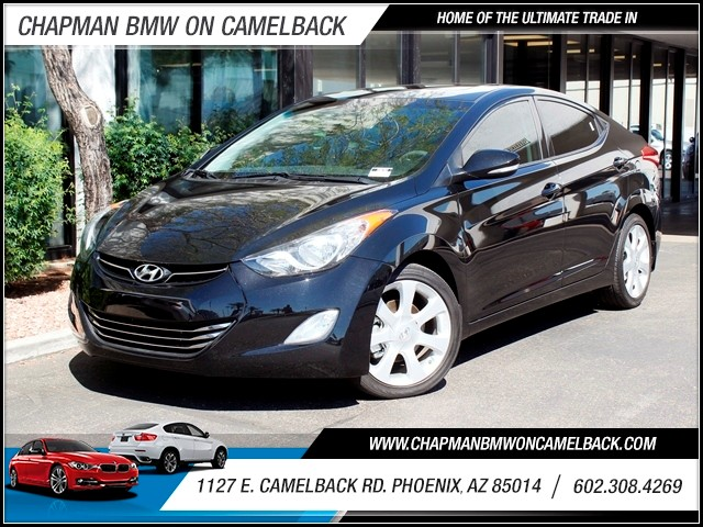 2013 Hyundai Elantra Limited 28464 miles 602 385-2286 1127 Camelback TAX SEASON IS HERE Buy