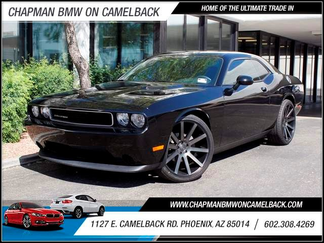2014 Dodge Challenger SXT 27440 miles Satellite communications Uconnect Cruise control Anti-the