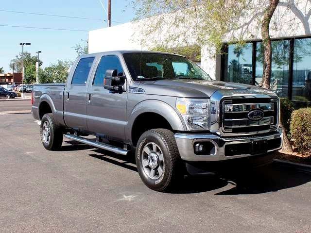 2012 Ford F 350 Super Duty Lariat Crew Cab Cars And
