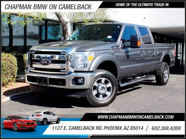 2012 Ford F-350 Super Duty Lariat Crew Cab 20409 miles 602 385-2286 1127 Camelback TAX SEASON