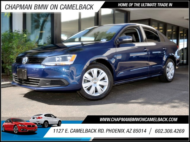 2014 Volkswagen Jetta SE PZEV 38692 miles 1127 E Camelback BUY WITH CONFIDENCE Chapman B