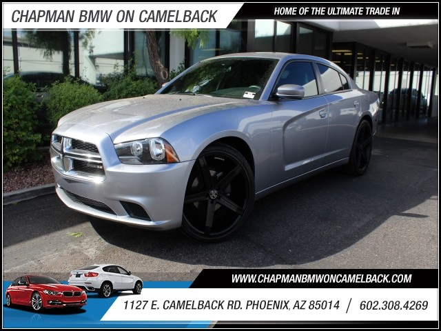 2014 Dodge Charger SE 42033 miles 1127 E Camelback BUY WITH CONFIDENCE Chapman BMW is lo