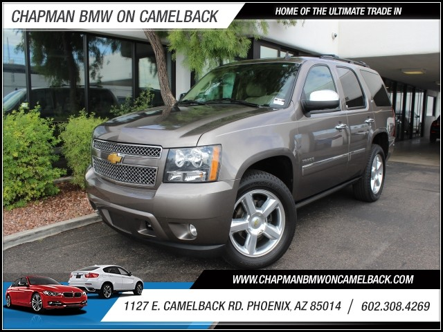 2012 Chevrolet Tahoe LTZ 58803 miles 1127 E Camelback BUY WITH CONFIDENCE Chapman BMW is