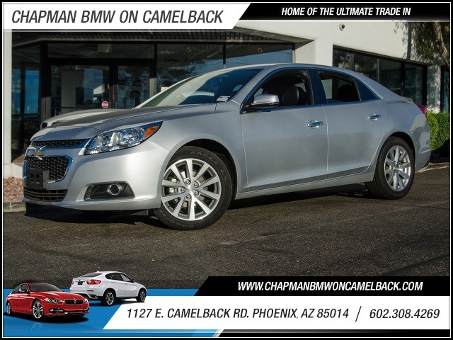 2015 Chevrolet Malibu LTZ 26505 miles 602 385-2286 1127 Camelback TAX SEASON IS HERE Buy th