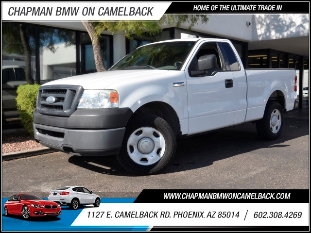 2006 Ford F-150 XL 60096 miles 1127 E Camelback BUY WITH CONFIDENCE Chapman BMW is locat