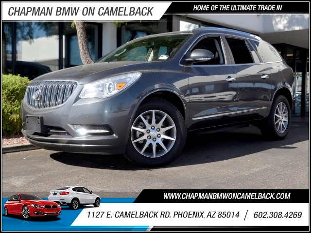 2014 Buick Enclave Leather 39400 miles 602 385-2286 1127 E Camelback HOME OF THE ULTIMATE TR