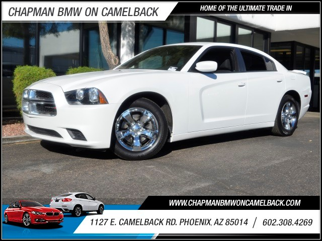 2014 Dodge Charger SE 31308 miles 602 385-2286 1127 E Camelback HOME OF THE ULTIMATE TRADE I