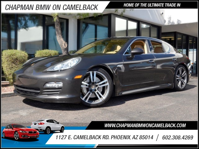 2012 Porsche Panamera S 36130 miles 1127 E Camelback BUY WITH CONFIDENCE Chapman BMW is