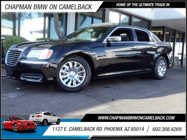 2014 Chrysler 300 23368 miles 1127 E Camelback BUY WITH CONFIDENCE Chapman BMW is locate