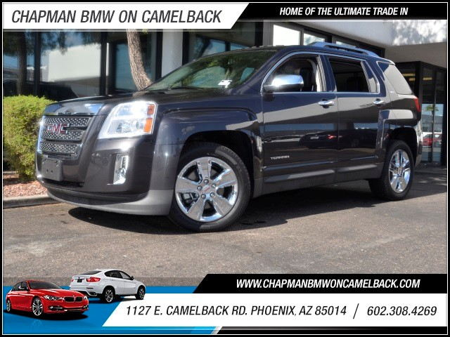 2015 GMC Terrain SLT 36841 miles 1127 E Camelback BUY WITH CONFIDENCE Chapman BMW is loc