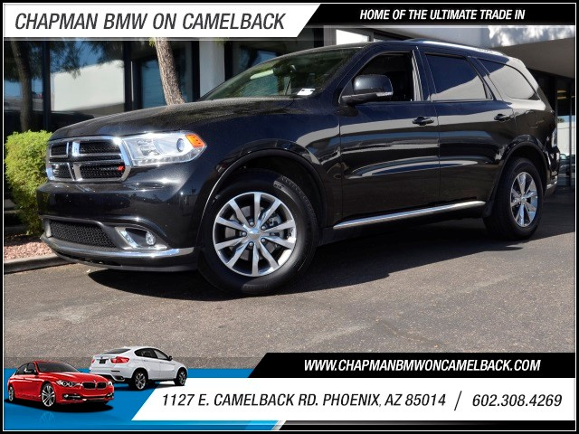 2015 Dodge Durango Limited 29595 miles 602 385-2286 1127 E Camelback HOME OF THE ULTIMATE TR