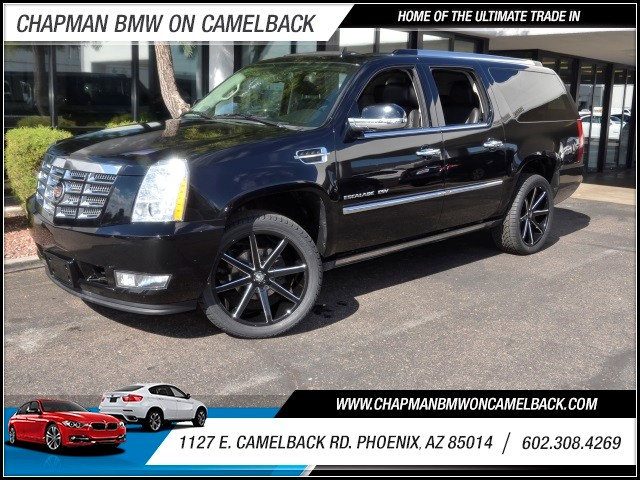 2012 Cadillac Escalade ESV Luxury 40167 miles 1127 E Camelback BUY WITH CONFIDENCE Chapm