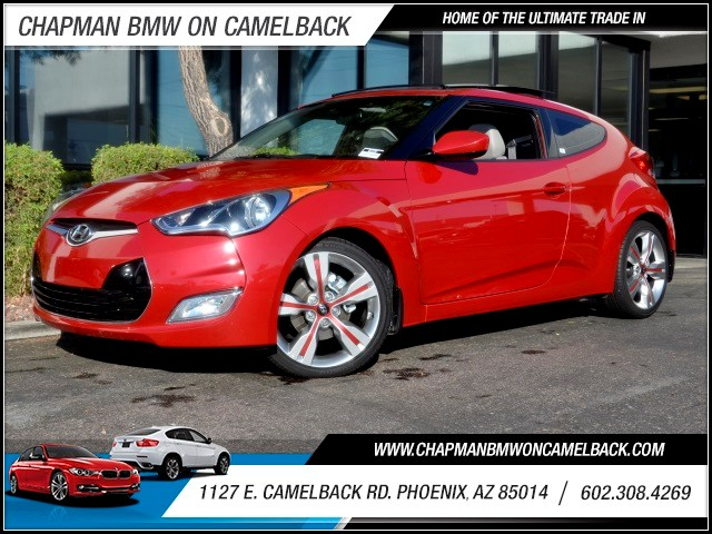 2012 Hyundai Veloster 26245 miles 1127 E Camelback BUY WITH CONFIDENCE Chapman BMW is lo
