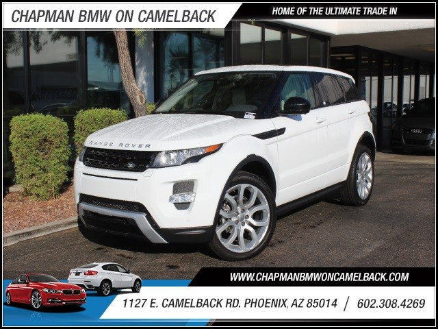 2014 Land Rover Range Rover Evoque Dynamic 19724 miles 1127 E Camelback BUY WITH CONFIDENCE