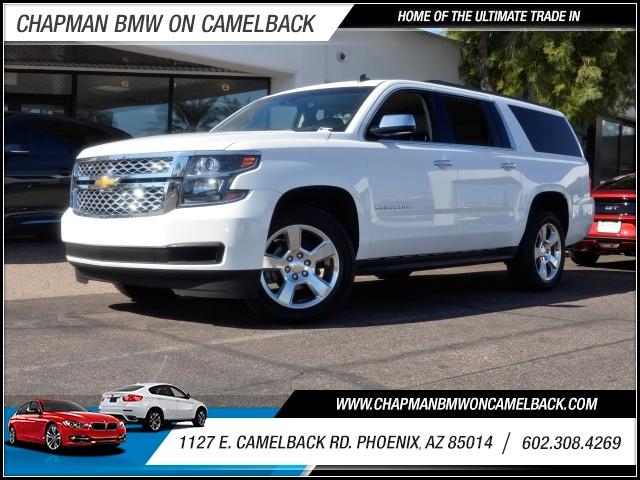 2015 Chevrolet Suburban LT 1500 28334 miles 1127 E Camelback BUY WITH CONFIDENCE Chapman