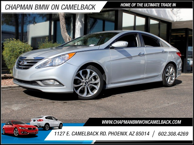 2014 Hyundai Sonata Limited 11425 miles 602 385-2286 1127 Camelback TAX SEASON IS HERE Buy