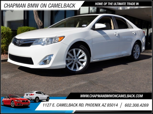 2012 Toyota Camry XLE 41525 miles 602 385-2286 1127 E Camelback HOME OF THE ULTIMATE TRADE I