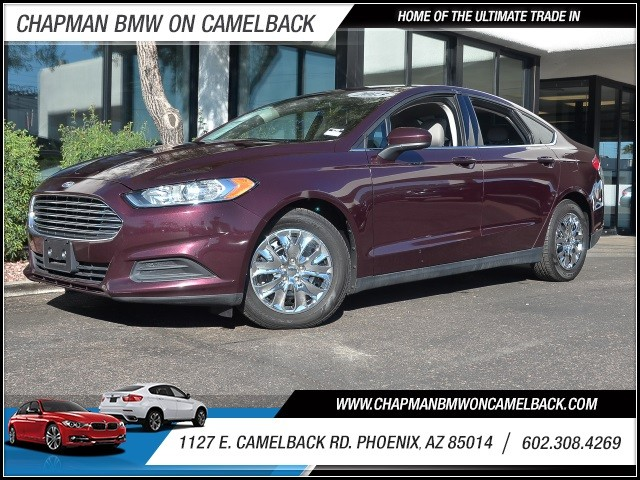 2013 Ford Fusion S 17255 miles Electronic messaging assistance with read function Satellite comm