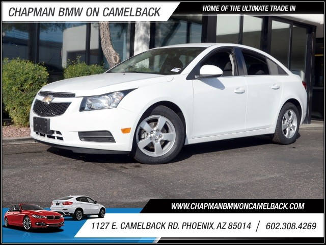 2014 Chevrolet Cruze LT 32199 miles 602 385-2286 1127 Camelback TAX SEASON IS HERE Buy the