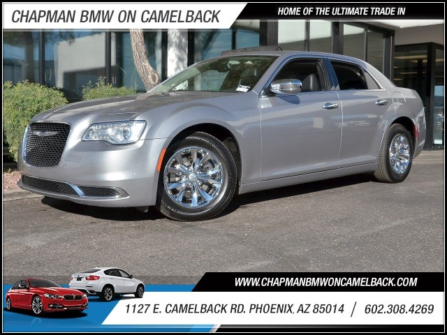 2015 Chrysler 300 Limited 21116 miles 602 385-2286 1127 Camelback TAX SEASON IS HERE Buy th