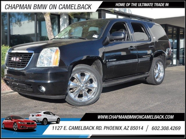 2007 GMC Yukon SLT 90664 miles 602 385-2286 1127 Camelback TAX SEASON IS HERE Buy the car o