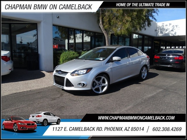 2013 Ford Focus Titanium 27602 miles 602 385-2286 1127 Camelback TAX SEASON IS HERE Buy the