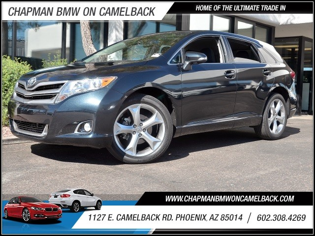 2013 Toyota Venza LE 45990 miles Hands-free communication system Wireless data link Bluetooth C