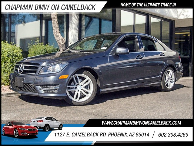 2014 Mercedes C-Class C250 Luxury 15975 miles 602 385-2286 1127 Camelback TAX SEASON IS HERE