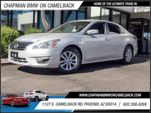 2015 Nissan Altima 25 S 36418 miles 602 385-2286 1127 Camelback TAX SEASON IS HERE Buy the
