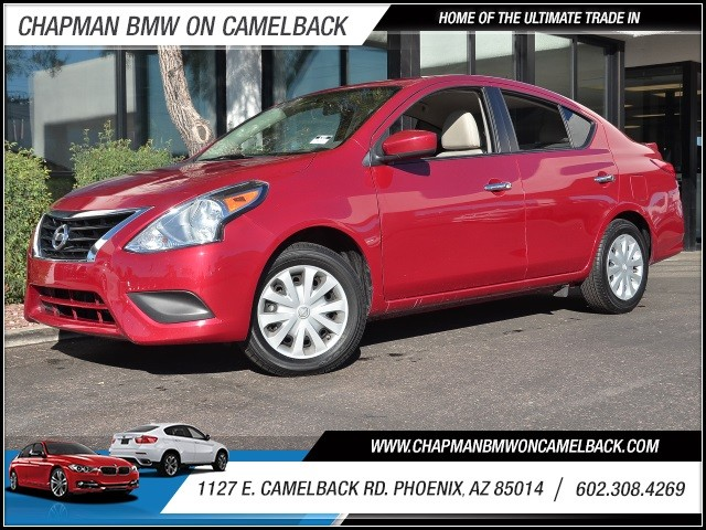 2015 Nissan Versa 16 SV 35814 miles 602 385-2286 1127 Camelback TAX SEASON IS HERE Buy the