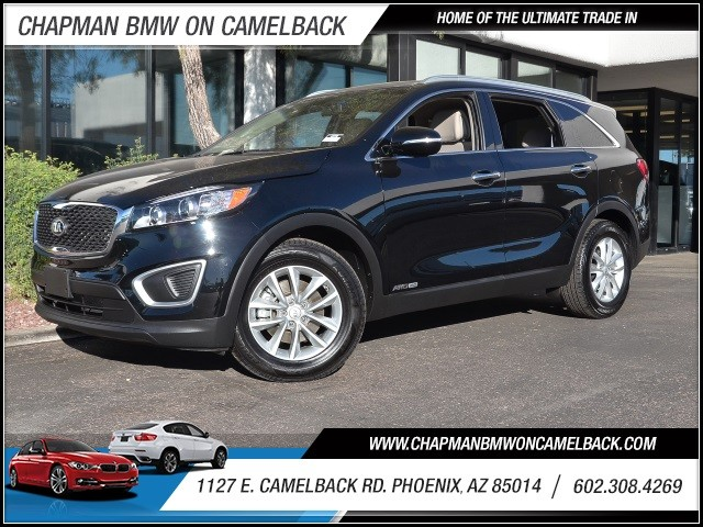 2016 Kia Sorento LX 26876 miles 602 385-2286 1127 Camelback TAX SEASON IS HERE Buy the car
