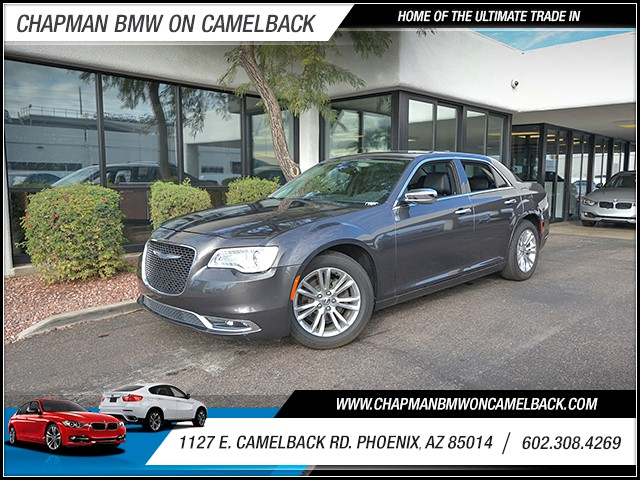 2016 Chrysler 300 C 16460 miles Wireless data link Bluetooth Real time traffic Cruise control