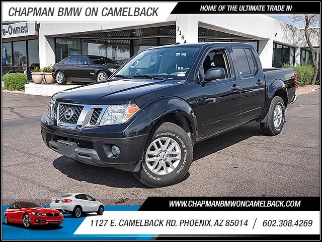2016 Nissan Frontier S Crew Cab 16811 miles 6023852286 1127 E Camelback Rd Chapman Value cen