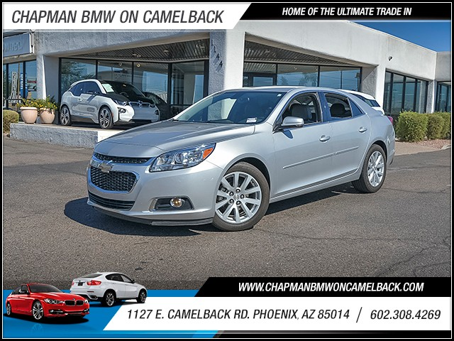 2015 Chevrolet Malibu LT 36915 miles 6023852286 1127 E Camelback Rd Summer Sales Event on No