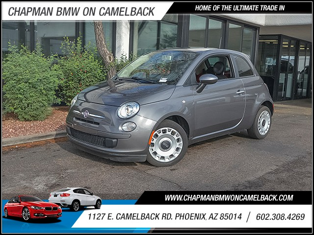 2013 FIAT 500 Pop 42349 miles Wireless data link Bluetooth Phone hands free Cruise control Ant