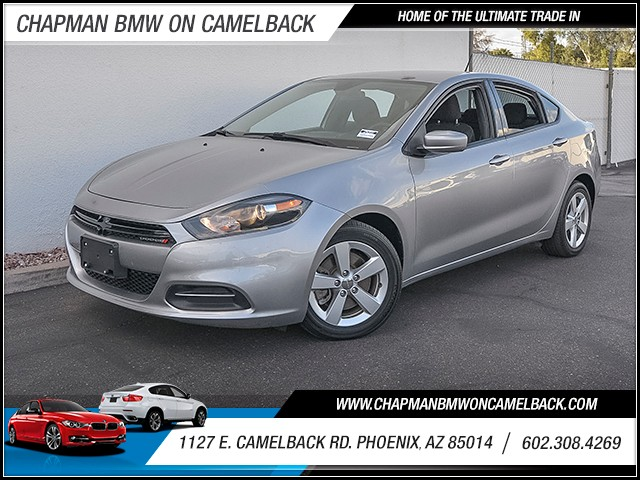 2015 Dodge Dart SXT 38699 miles 6023852286 1127 E Camelback Rd Chapman Value center on Camel