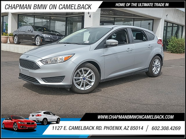 2015 Ford Focus SE 32446 miles 6023852286 1127 E Camelback Rd Chapman Value center on Camelb