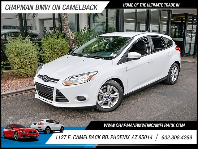 2014 Ford Focus SE 38635 miles Wireless data link Bluetooth Cruise control Anti-theft system a