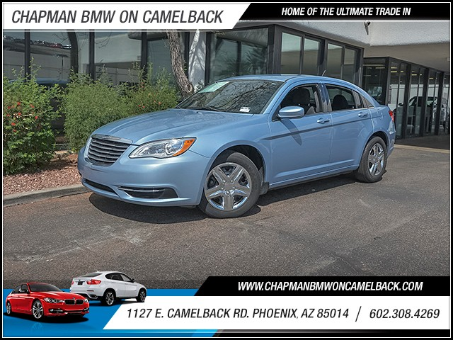 2014 Chrysler 200 LX 38051 miles 6023852286 1127 E Camelback Rd Chapman Value center on Cam