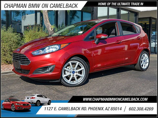 2015 Ford Fiesta SE 32065 miles PRE-OWNED YEAR END SALE Now through the end of December Chapma