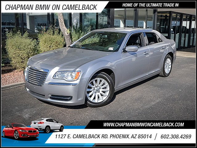 2014 Chrysler 300 21560 miles PRE-OWNED YEAR END SALE Now through the end of December Chapman