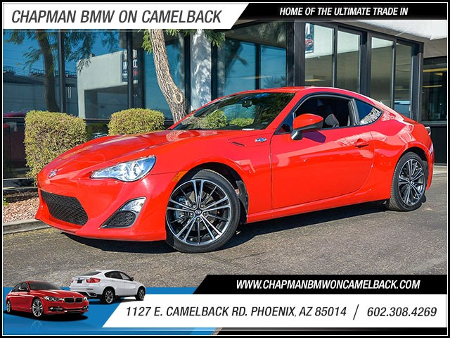 2013 Scion FR-S 25564 miles PRE-OWNED YEAR END SALE Now through the end of December Chapman Pr
