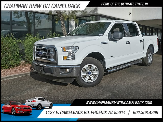 2016 Ford F-150 XLT Crew Cab 18854 miles 6023852286 1127 E Camelback Rd Chapman Value center