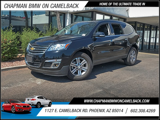 2016 Chevrolet Traverse LT 22394 miles Satellite communications OnStar Electronic messaging assi