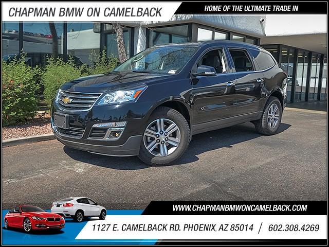 2016 Chevrolet Traverse LT 22394 miles 6023852286 1127 E Camelback Rd Chapman Value center o