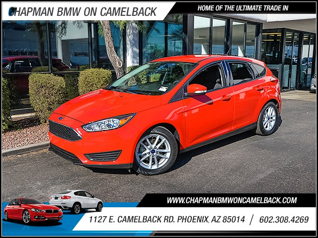 2015 Ford Focus SE 33399 miles Wireless data link Bluetooth Cruise control Anti-theft system a