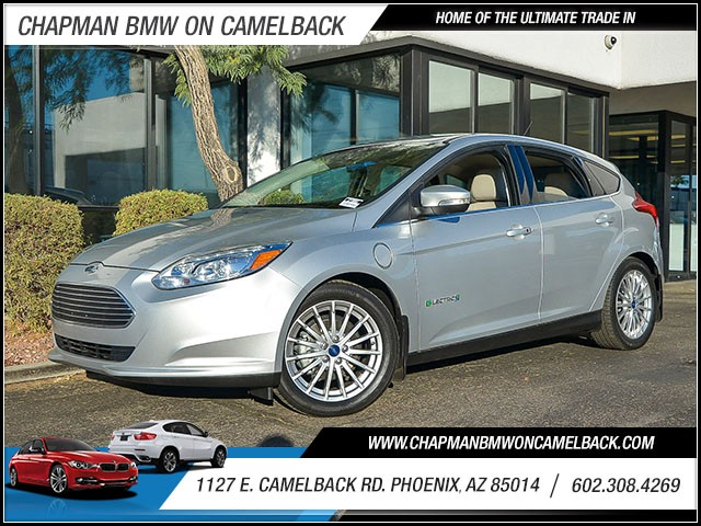 2014 Ford Focus Electric 13683 miles Wireless data link Bluetooth Real time traffic Cruise cont