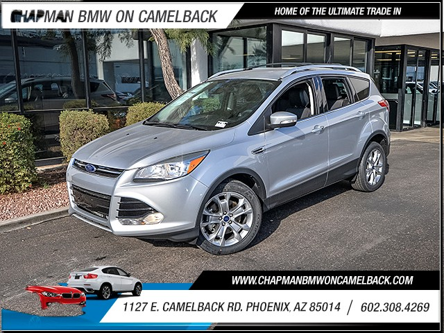 2014 Ford Escape Titanium 33694 miles PRE-OWNED YEAR END SALE Now through the end of December