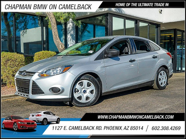 2014 Ford Focus S 19717 miles Anti-theft system alarm Power door locks Steering wheel tilt an