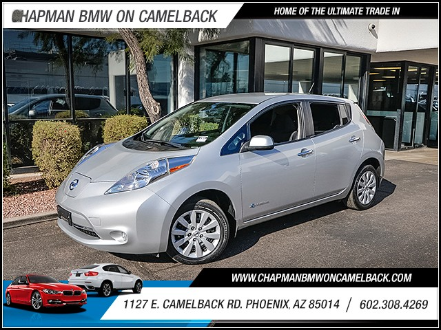 2015 Nissan LEAF S 11260 miles PRE-OWNED YEAR END SALE Now through the end of December Chapman